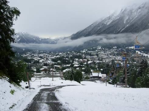Alps - Chamonix