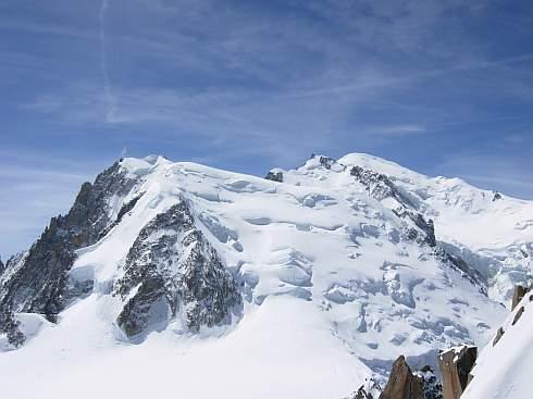 Alps - Mont Blanc