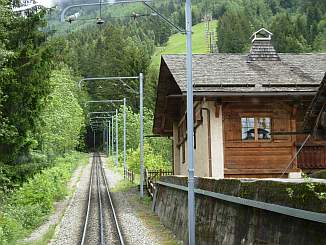 Alps - Railway Bottom
