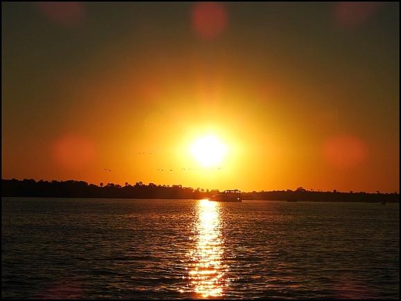 Zim - Sunset